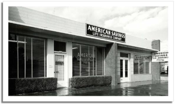 American Savings Home Office