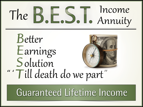 Best Income Annuity